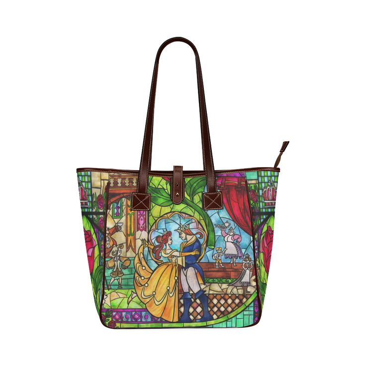 Tale as Old as Time Classic Tote Bag (Model 1644).Song as old a rhyme.