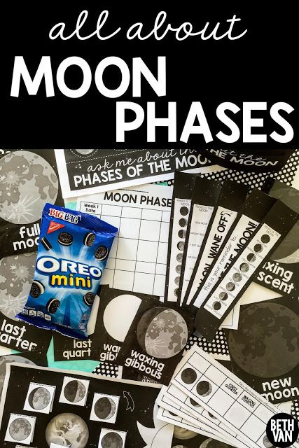 Easy to do activities plus a freebie! All thing moon, moon earth and sun, and moon phases. Jam packed with engaging tools to help students learn about the moon