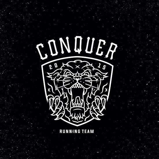 Re-image from my previous design done to my friend @udeysaifuliswadi @conquerclothingmmxii  Need some designs done just let me know  Enjoy weekend guys  #art #graphic #design #streetwear #patch #streetwear #clothing #apparel #merch #band #metal #dribbble #behance #mintees #vector #corel #tattoo #cvlt #logo #mascot #identity #branding #patch #ghost #symbol #darkart #bold #branding #web #flat by martgraphic
