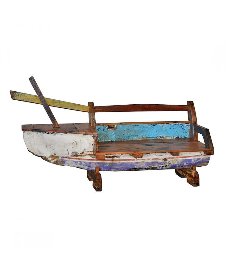 Salvage - 2 Seat Boat Sofa   - Easterly