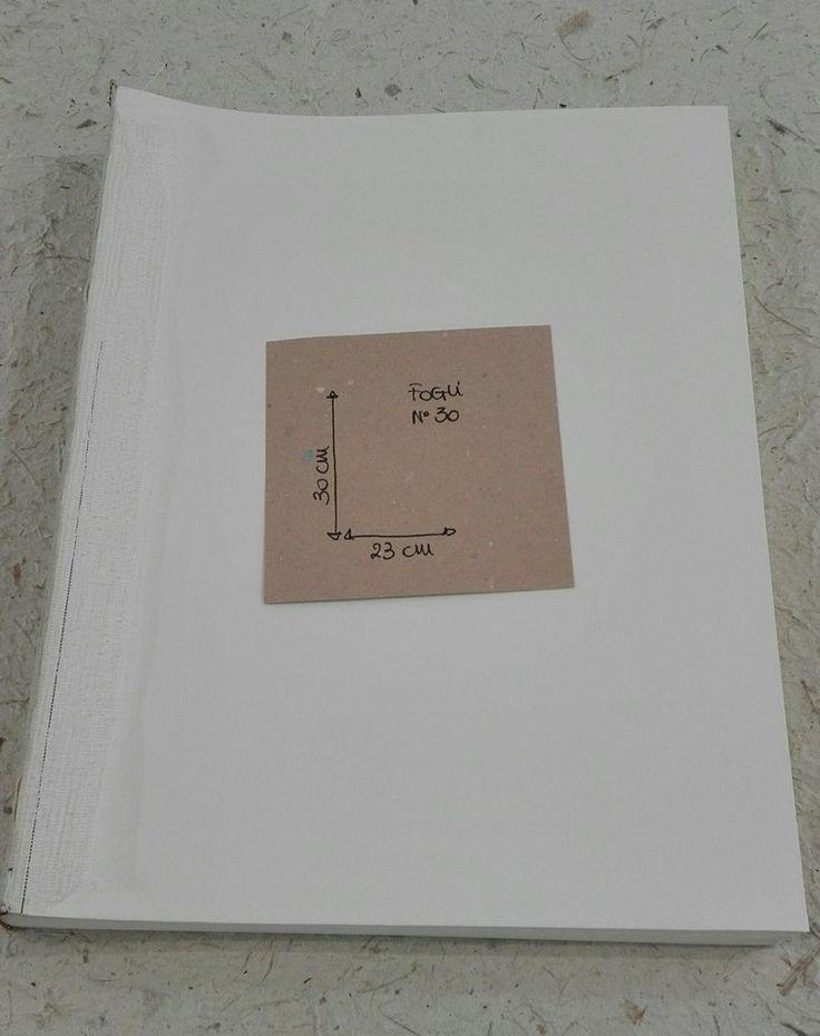 Interno album 30x23 cm 30 fogli, by Mondo Regalo, 8,50 € su misshobby.com