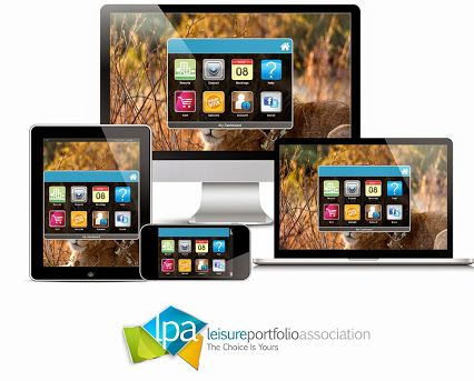LPA's new online platform can be accessed by any of your devices – laptop, tablet or phone. Available anytime, anywhere. Making your holidays just a click away!