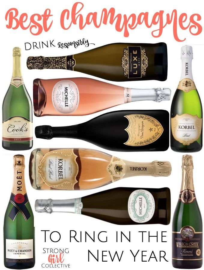 Looking for some bubbly to help ring in the new year? Check out this list of the best champagnes for this holiday season. {wineglasswriter.com/}