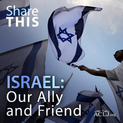 If you're anti-Israel, you're anti-American and anti-the G-D of Israel. Simple as that.