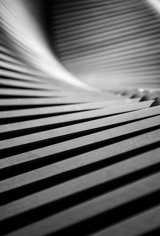 Curves #abstract #lines #black&white #b&w