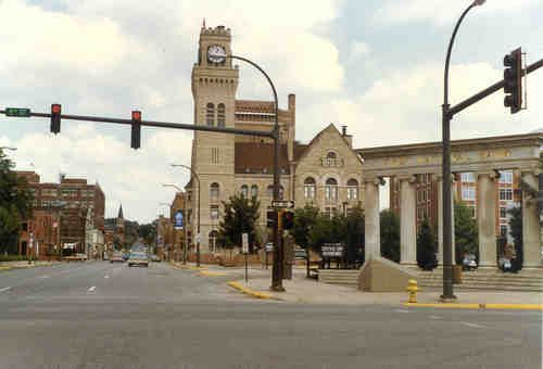 Downtown Sioux City Iowa | Panoramio - Photo of Downtown Sioux City at 5th and Douglas looking ...