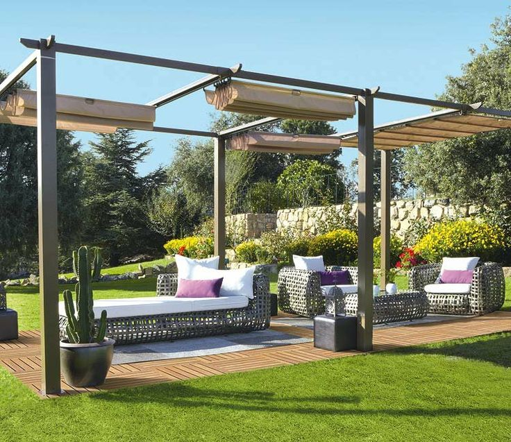 1000 ideas about pergolas de hierro on pinterest for Porches de hierro