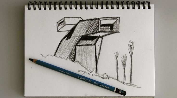 Building Sketching Tutorial 4 is a mountain house with 8B pencil. Learn how to bring your ideas and concepts on paper quickly✏️💜 (Link In Profile) #modernbuilding#buildingsketch#beginnersdrawing#learndrawing#learnsketching#howtodraw#howtosketch#drawing#drawingtools#drawingskills#sketch#sketching#sketchtutorial#abstract#perspective#ideas#youtube#tutorial#tutorialsketch#designnconstruction#mountainhouse#8bpencil