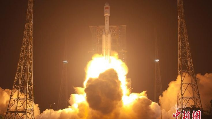 China to attempt more than 40 space launches in 2018, including Long March 5 and lunar far side missions