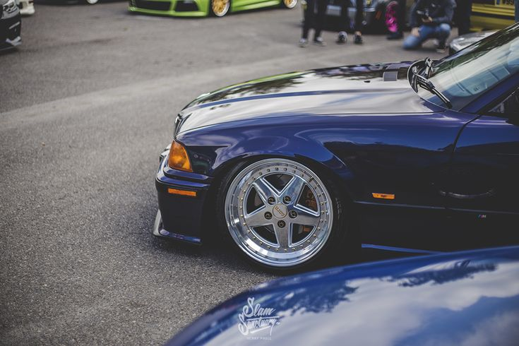 Bbs Wheels Bmw. BMW Photo Gallery. BMW E92 M3 Black Slammed Brz Pinterest. Fighterfred's Most ...