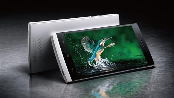 "OPPO Find 7 - 5.5"" 2K Strongest Screen Smartphone"