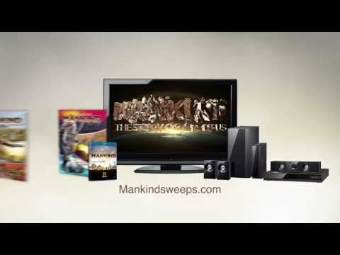 ▶ History Channel // Mankind - mgfx studio