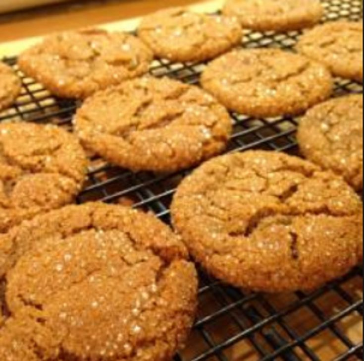 Recette : Biscuits au gingembre.