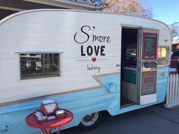 S'more love baker! Food truck Nashville (With images
