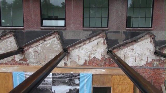 Gelderman Fabriek een inspirerende locatie Herbestemming van industrieel erfgoed.    Het verhaal van de herbestemming van een voormalige industriël complex een bruisende plek van creativiteit en innovatie. Actuele ruimtelijke vragen in een tijd van toename van leegstaande complexen en stagnerende gebiedsontwikkeling.    www.visionfly.nl