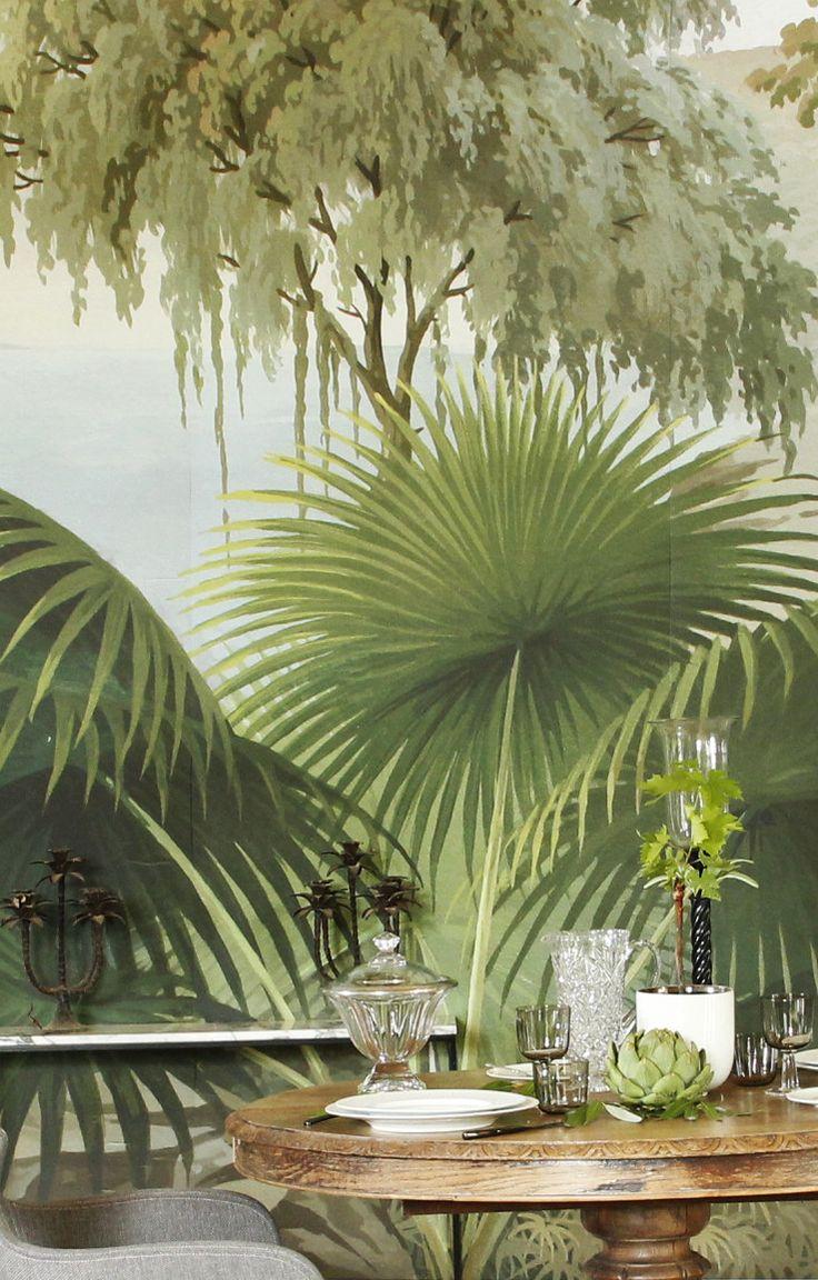 les 25 meilleures id es de la cat gorie papier peint panoramique sur pinterest colonial. Black Bedroom Furniture Sets. Home Design Ideas