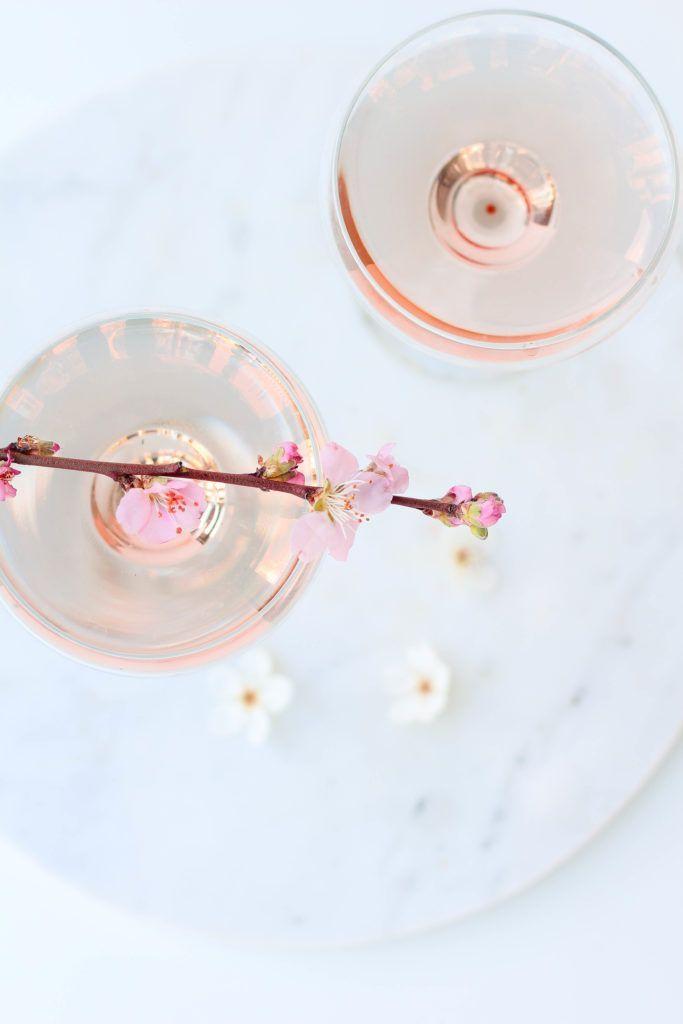 Cherry Blossom Cocktail