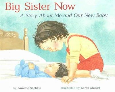A little girl named Kate gets used to sharing her parents with her baby brother Daniel and realizes there are some benefits to being a big sister now, in a title that includes a note to parents. Simul