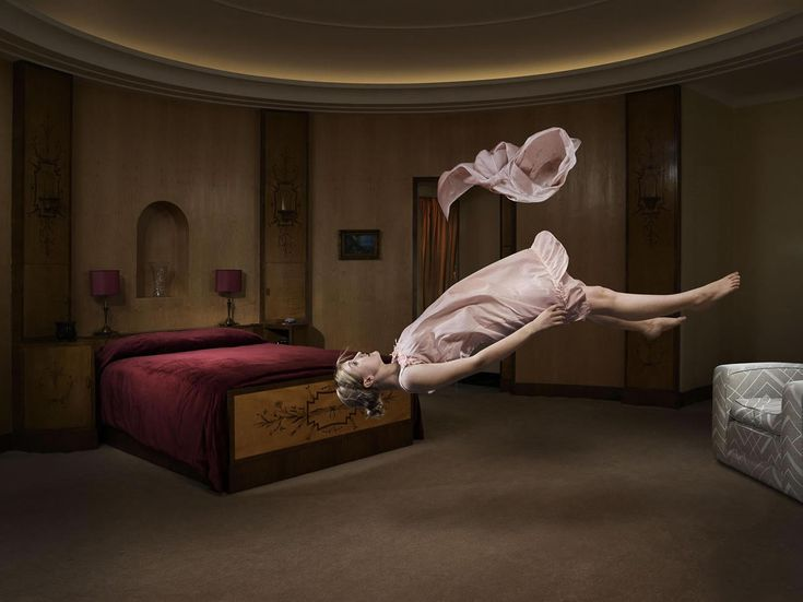 woman on her back, suspended in air, movement photography by JULIA FULLERTON-BATTEN