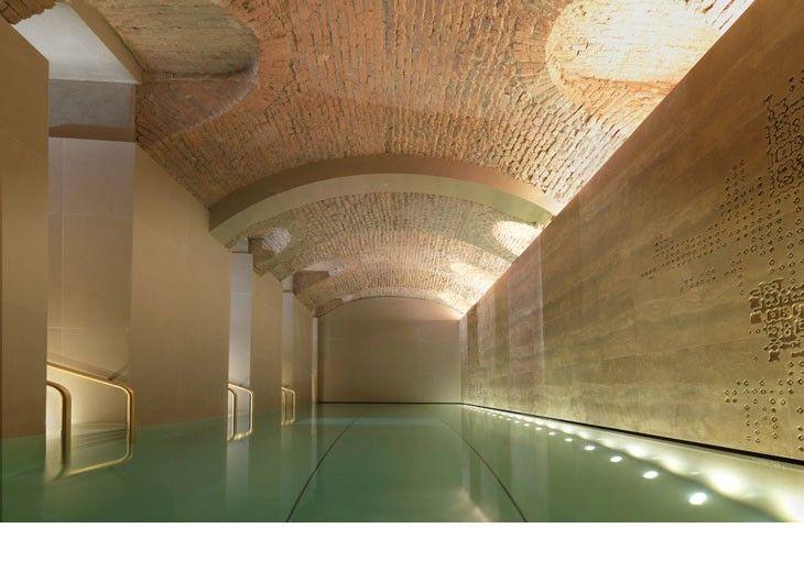 Risultati immagini per piscina vasca sotterranea spa