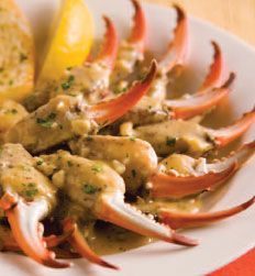 South Louisiana Cuisine: Copeland's of New Orleans Hot Crab Claws -- can't wait to try this!!