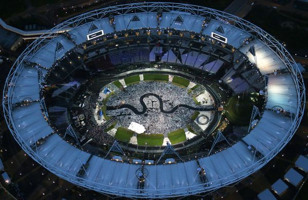 Past Olympic Venues—Rotting, Renovated, Re-purposed