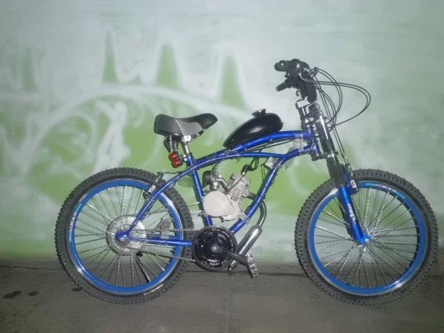 Eco2bike Blue
