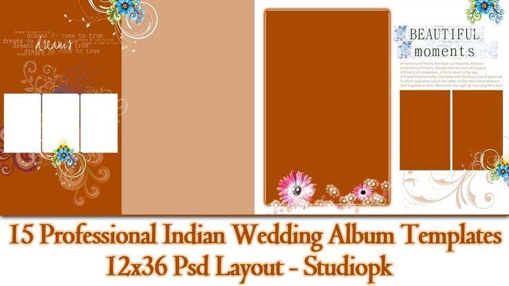 Wedding Album Design Psd Free Download Quizeteer Com