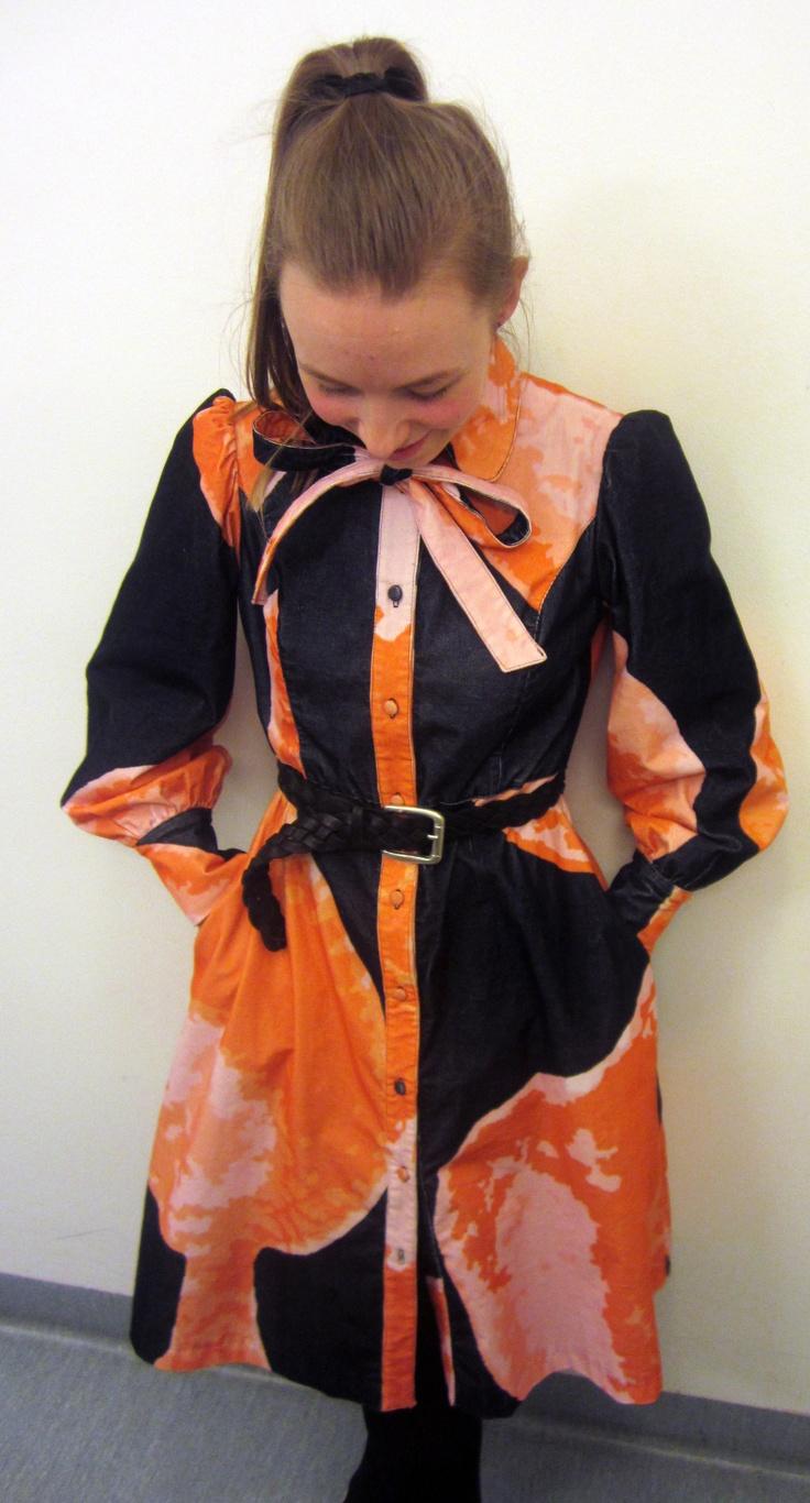 Dress: Ivana Helsinki