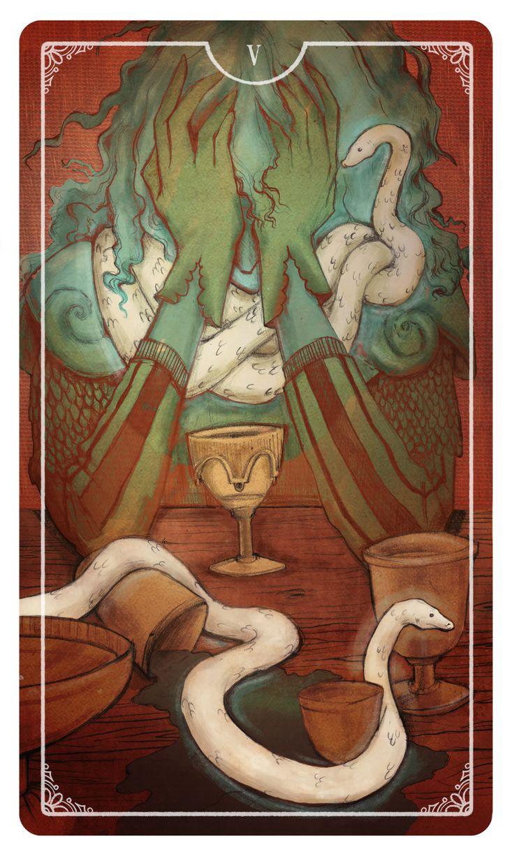 17 Best Images About The Ostara Tarot On Pinterest