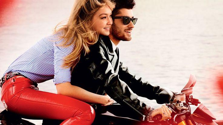 Gigi Hadid and Zayn Malik Show Off Their Chemistry in Vogue's New Fashion Spread: Gigi Hadid and Zayn Malik are not shy about their relationship.