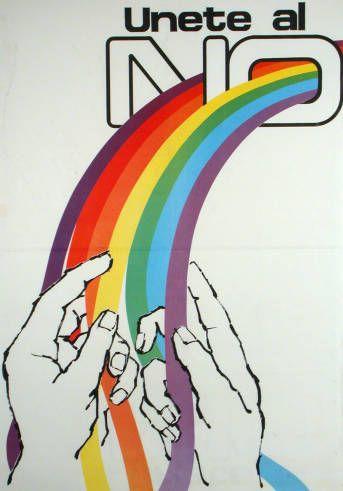 Unete al NO. Campaña del NO, plebiscito de 1988 (Fuente: http://econtent.unm.edu/cdm/singleitem/collection/LAPolPoster/id/3839/rec/350)