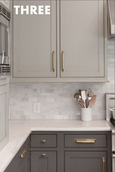 Copy cat chic clients anne curry kitchen 12314 copy cat for Brass hardware for kitchen cabinets