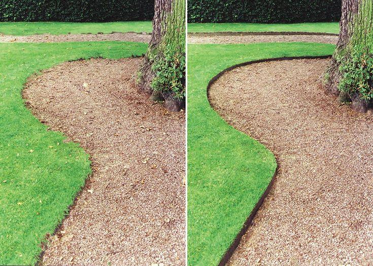 Everedge Flexible Steel Garden Edging 5 5 Sections 400 x 300