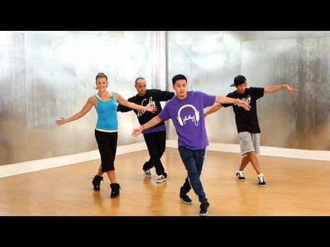 Jabbawockeez dance workout