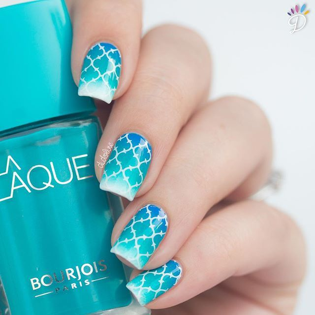 Born Pretty Store BP-L003 stamping plate  #notd