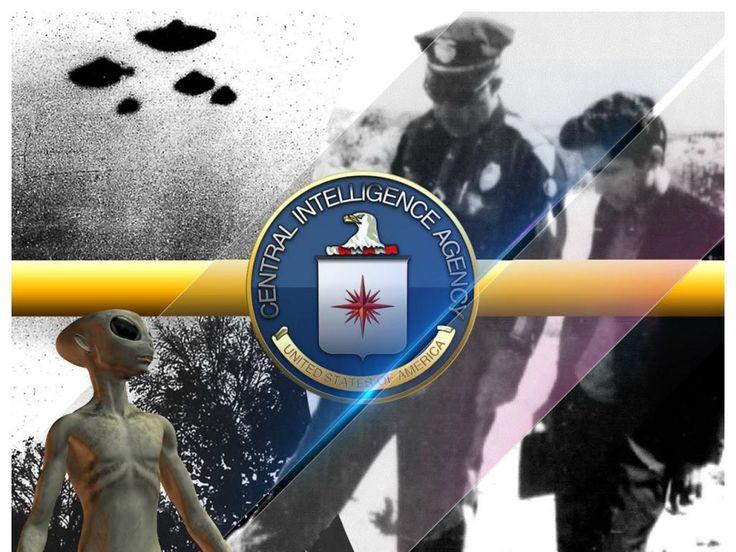 La #CIA #USA publica #DomentosSecretos sobre #OVNIS en su #Web #UFO #OVNI #UFOS COVER