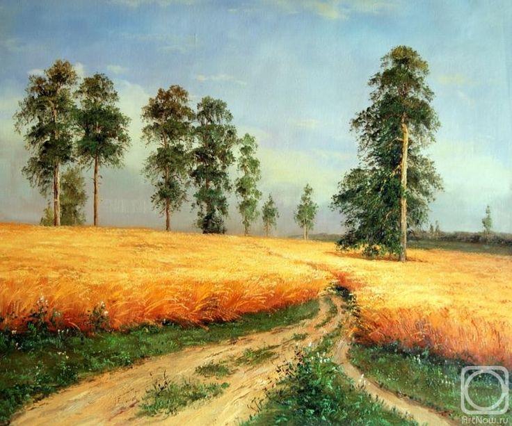 Minaev Sergey. Field