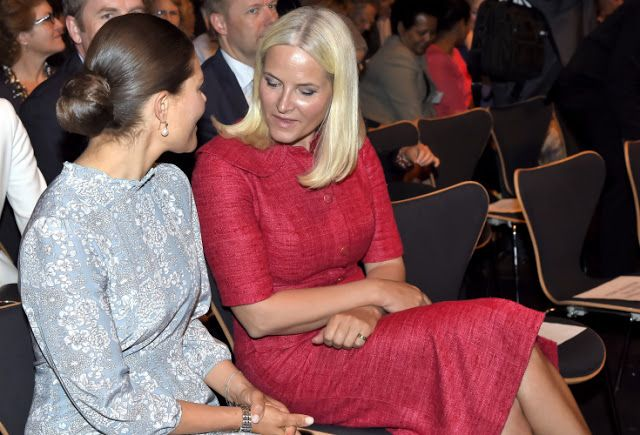 Royals & Fashion Princess Mette Marit