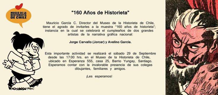 Lino y Jorcar: Expo y cumpleaños | Ergocomics