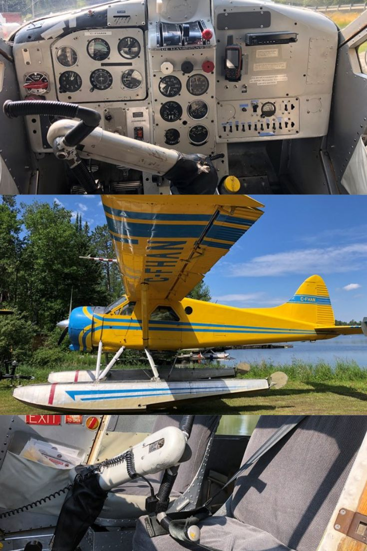 1952 Beaver DHC2 For Sale! Airplane for sale, Aircraft