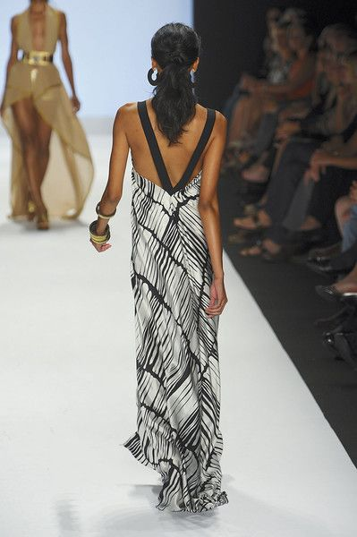 Anya Ayoung Chee at New York Fashion Week Spring 2012 - Livingly