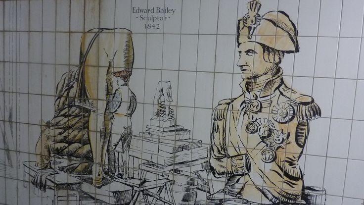 Nelson - London underground