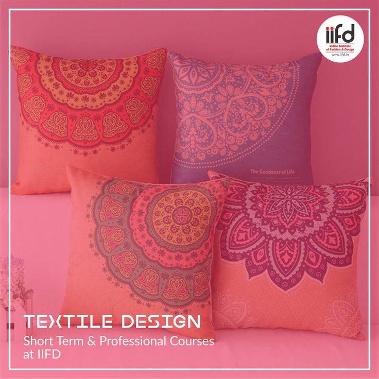 Textile Design Short Term Professional Courses At IIFD Fill Online Admission Form Iifdin Iifd Best Fashion Designing Institute Chandigarh