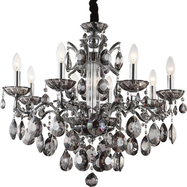 Kronleuchter Louanne Grande Crystal Kristalll #licht #lampe #edel  #kristalll Hier Kaufen Https