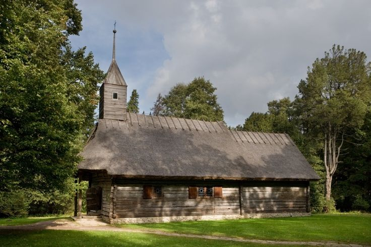 Sutlepa Chapel, Estonian Open Air Museum - Tallinn, Estonia