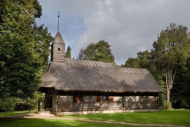 Sutlepa Chapel, Estonian Open Air Museum - Tallinn, Estonia