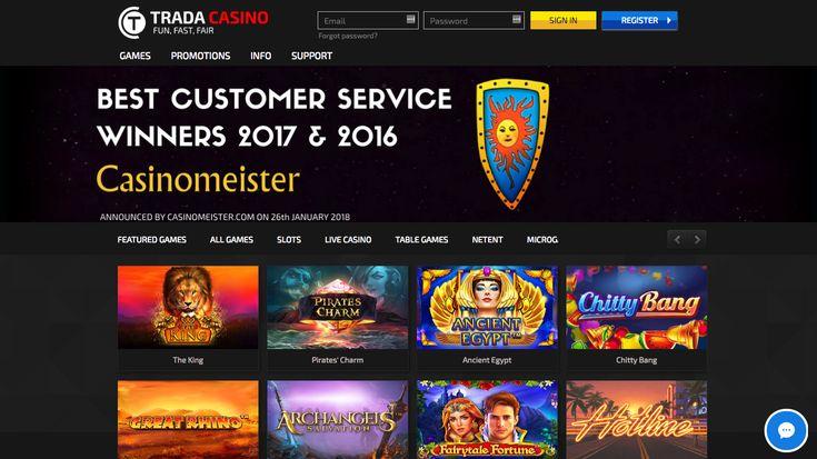 50 free spins trada casino