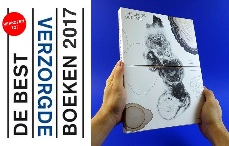 'The Living Surface', Lizan Freijsen  brand new bookdesign by @studiorenateboere      #lizanfreijsen #japsambooks #boijmans #arcticpaper #graphius #igepa #munken #stimuleringsfonds #living #surface #bookdesign #printedmatter #spots #biology #rotterdam #art #textile #urban #nature #transformation #brandnew #munken