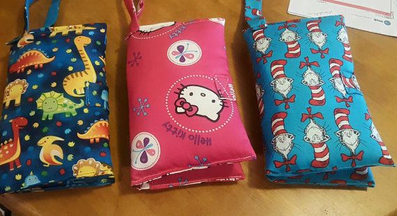 Nappy Pouches by SewNSewsDesigns on Etsy